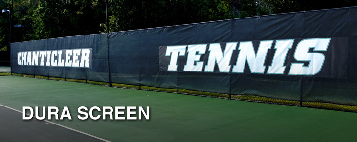 Windscreens Dura Screen Net Sports Plus